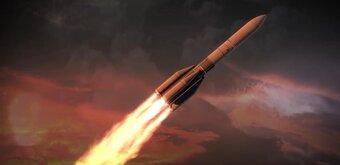 Ariane 6 face à « un effondrement» du marché géostationnaire et à la montée en flèche du New Space