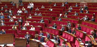 L'Assemblée rejette les propositions de charte constitutionnelle des droits et libertés numériques