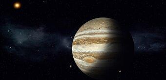 Effervescence autour de Jupiter : dix nouvelles lunes, dont une « à contresens »