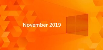 Windows 10 November 2019 Update : le déploiement commence