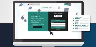 Lancement de « diplome.gouv.fr », le téléservice « d'attestation numérique » des diplômes