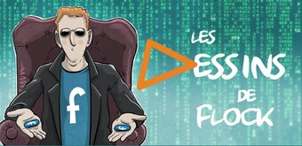 #Flock dit stop au copier-coller