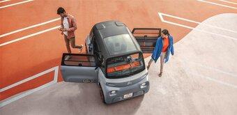 Citroën lance Ami, sa voiture électrique rechargeable sur une prise classique, sans permis