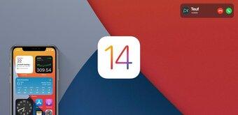 iOS 14: parmi les nombreuses nouveautés, une révision profonde de l'écran d'accueil