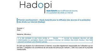 Hadopi veut profiter de la directive Copyright pour étendre ses compétences