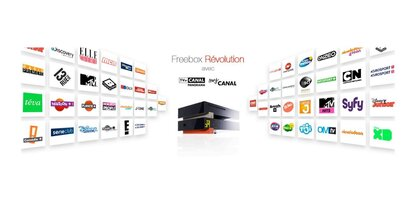 Installer Application Freebox V6