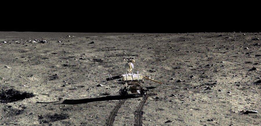 Chine   Des Centaines De Photos De La Lune  Alunissage Sur