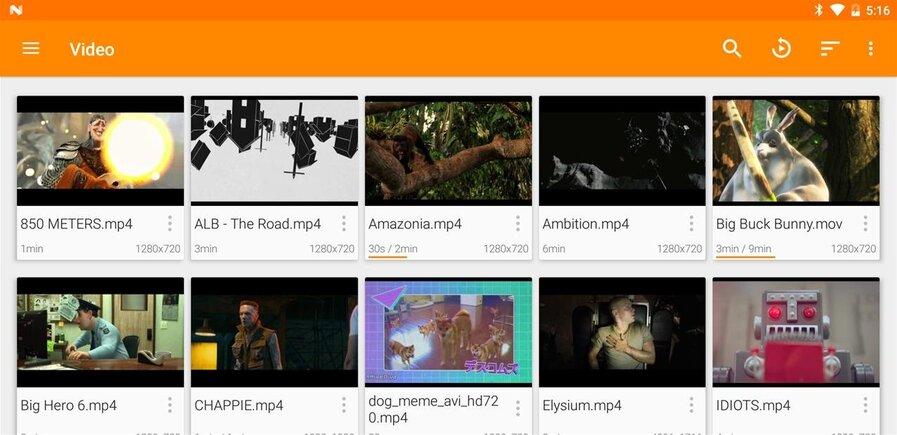 VLC 2 0 pour Android disponible : lecture réseau