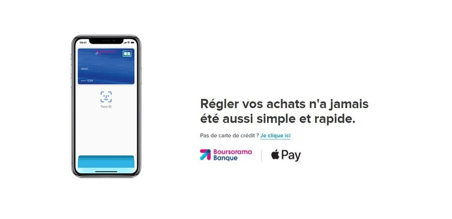 Carte Black Chez Boursorama.Bonjour Antoine Quand Boursorama Active Apple Pay Mais Se Loupe
