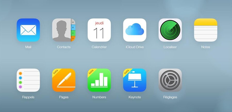 how to use apple icloud on android