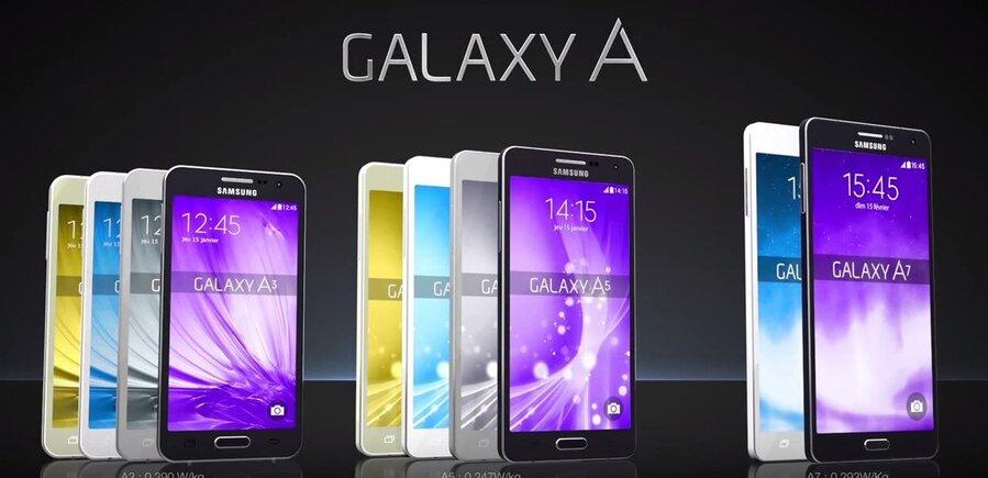 Samsung Dévoile Son Galaxy A7 55 1080p Et 63 Mm Dépaisseur
