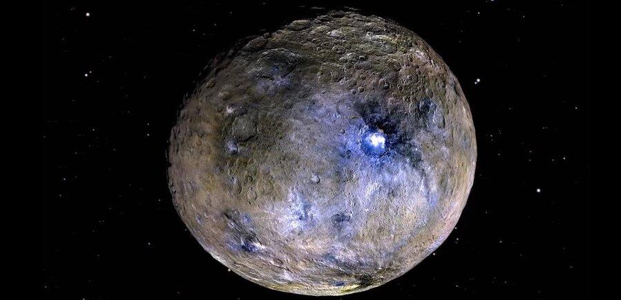 Dans Dévoile La Cérès Naine D'astéroïdes Se Planète Ceinture xzpwFTq