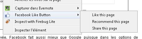 Facebook Chrome Extension