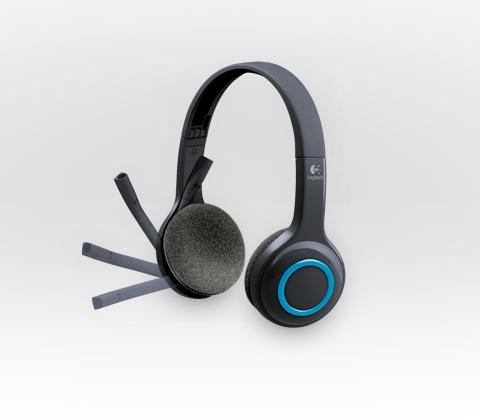 Logitech Wireless H600 Et H800 Deux Nouveaux Casques Sans Fil