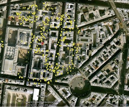 géolocalisation CNIL points d'accès WIFI