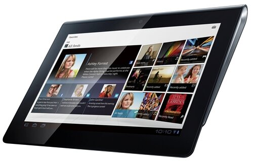 Sony Tablet S Hardware Zone
