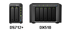 Synology DS 712+