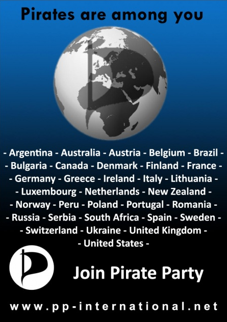 Parti Pirate International