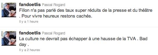 Pascal Rogard SACD TVA