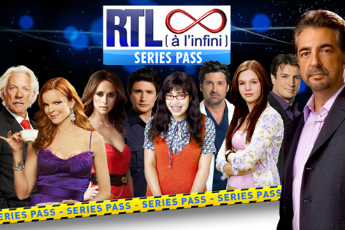 RTL infini belgique