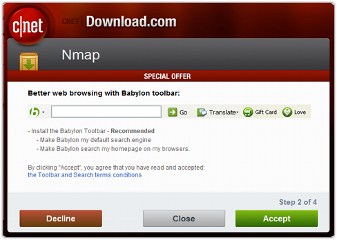 nmap download.com