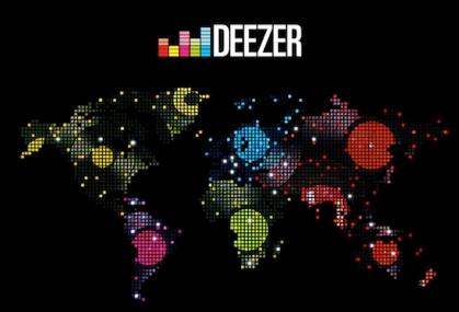 Deezer monde entier