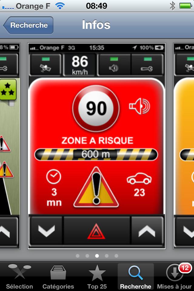 les avertisseurs de radars sont d sormais interdits en voiture. Black Bedroom Furniture Sets. Home Design Ideas