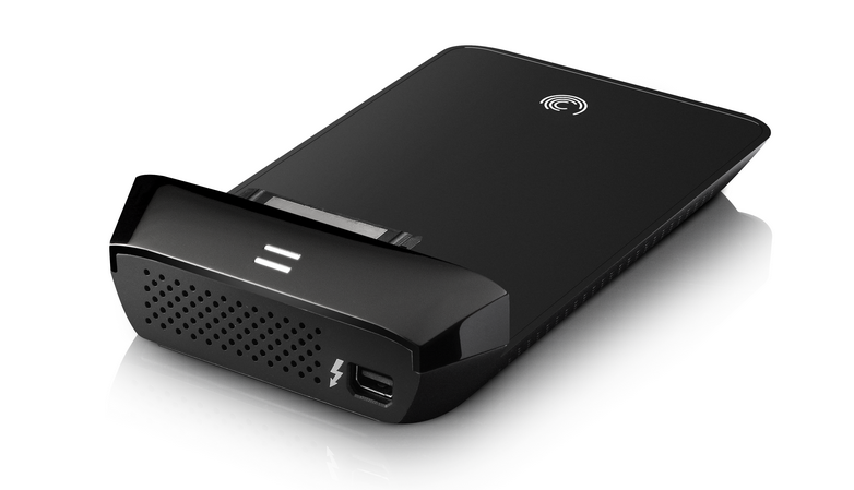 seagate un adaptateur thunderbolt pour les bo tiers externes goflex. Black Bedroom Furniture Sets. Home Design Ideas