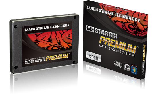 Mach Extreme Starter Premium