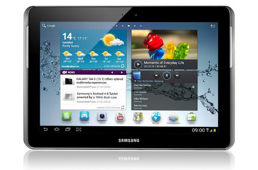 Galaxy Tab 2 10.1 pouces
