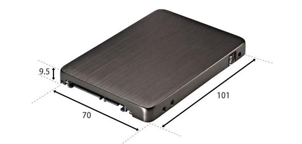 SSD Buffalo NS/PM3P