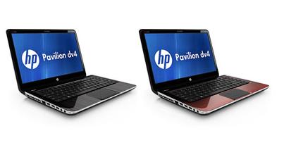 HP DV4 2012