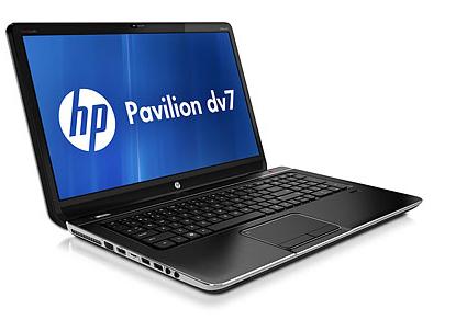 HP DV7 2012