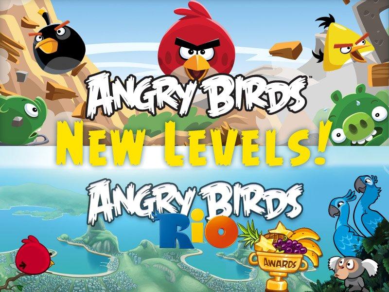 Angry birds arriv e d 39 un pack pour les 3ds xbox 360 et ps3 pour no l - Angry birds noel ...