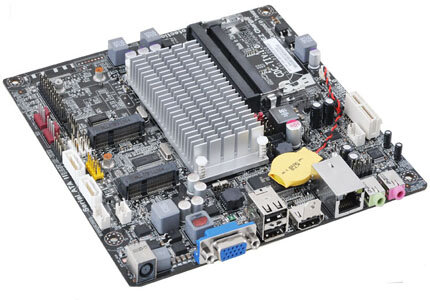 ECS  thin ITX CDC-Ti