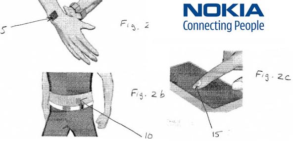 Nokia brevet