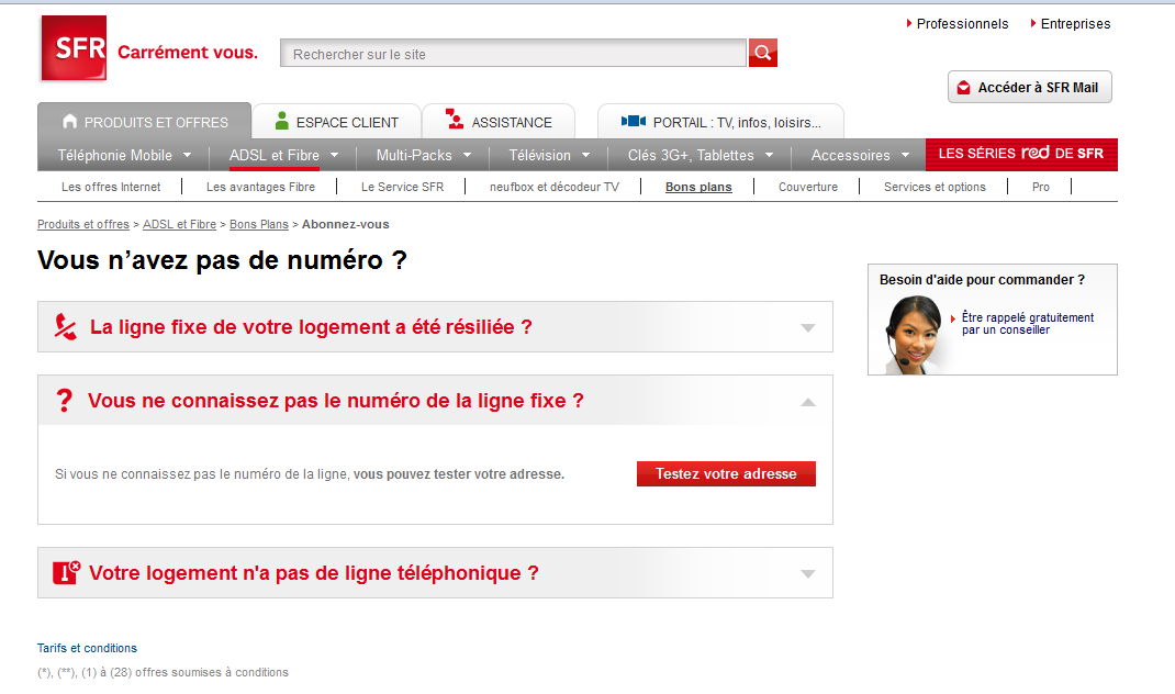 archive  liste rouge faille sfr bouygues
