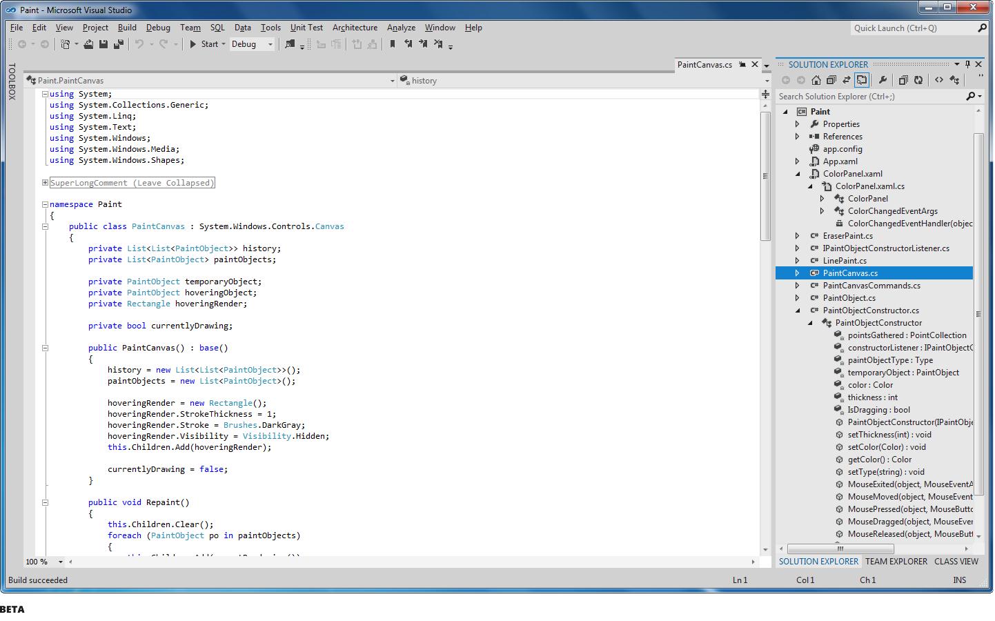 Microsoft Revoit L U0026 39 Interface De Visual Studio 11  U00e0 La Suite De Critiques