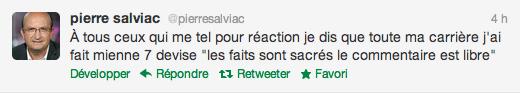 salviac tweet rtl