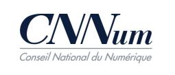 Conseil national du numérique CNN logo
