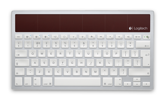 Logitech K760 Clavier Bluetooth pour Apple iPad123iPhone