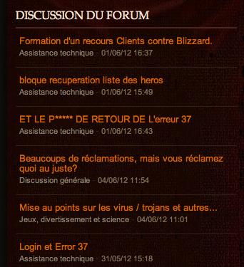 forum diablo