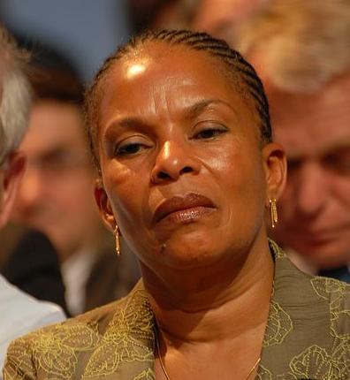 Christiane Taubira source wikipedia