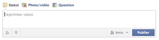 facebook statut