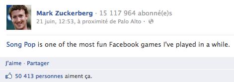 Mark Zuckerberg Song Pop FreshPlanet