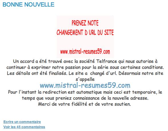 Plus Belle La Vie Blog