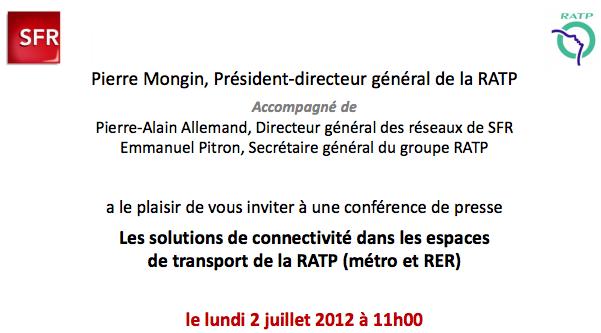 SFR RATP