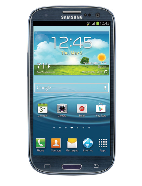 Samsung Galaxy SIII developper edition