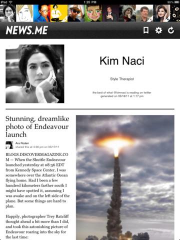 News.me iOS