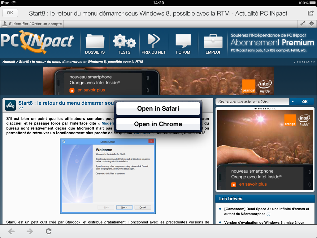 Site de rencontre ado android